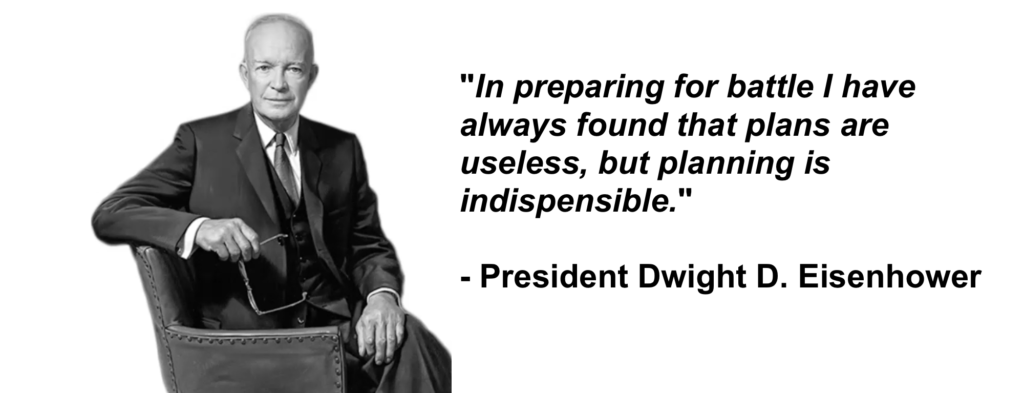 Eisenhower-Planning